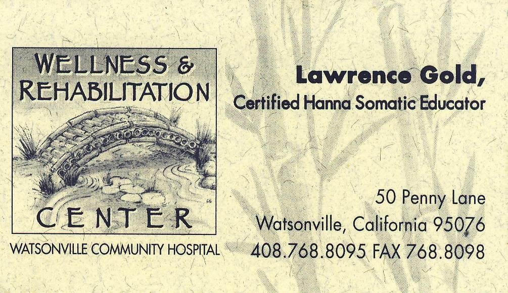 Hospital Business Card