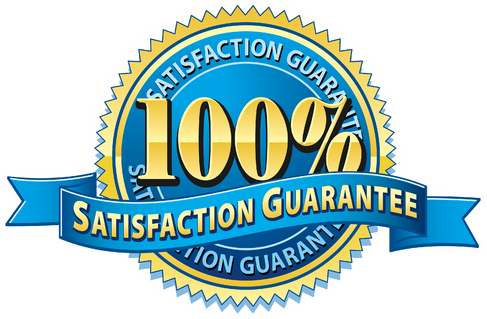 SATISFACTION GUARANTEE EMBLEM